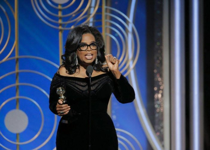 Winfrey won't mount presidential run