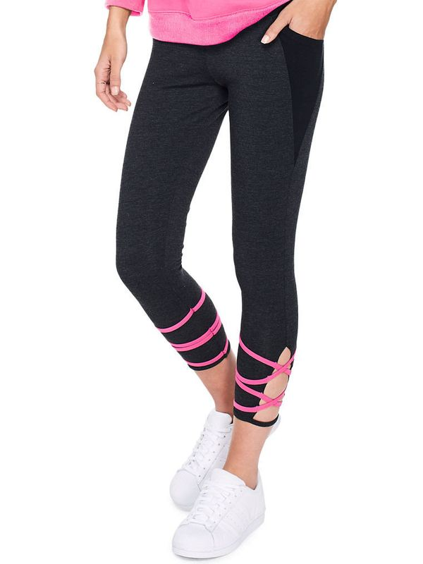 "PS: They're on <a href=""https://www.victoriassecret.com/pink/all-apparel/cotton-strappy-pocket-legging-pink?ProductID=354155&"