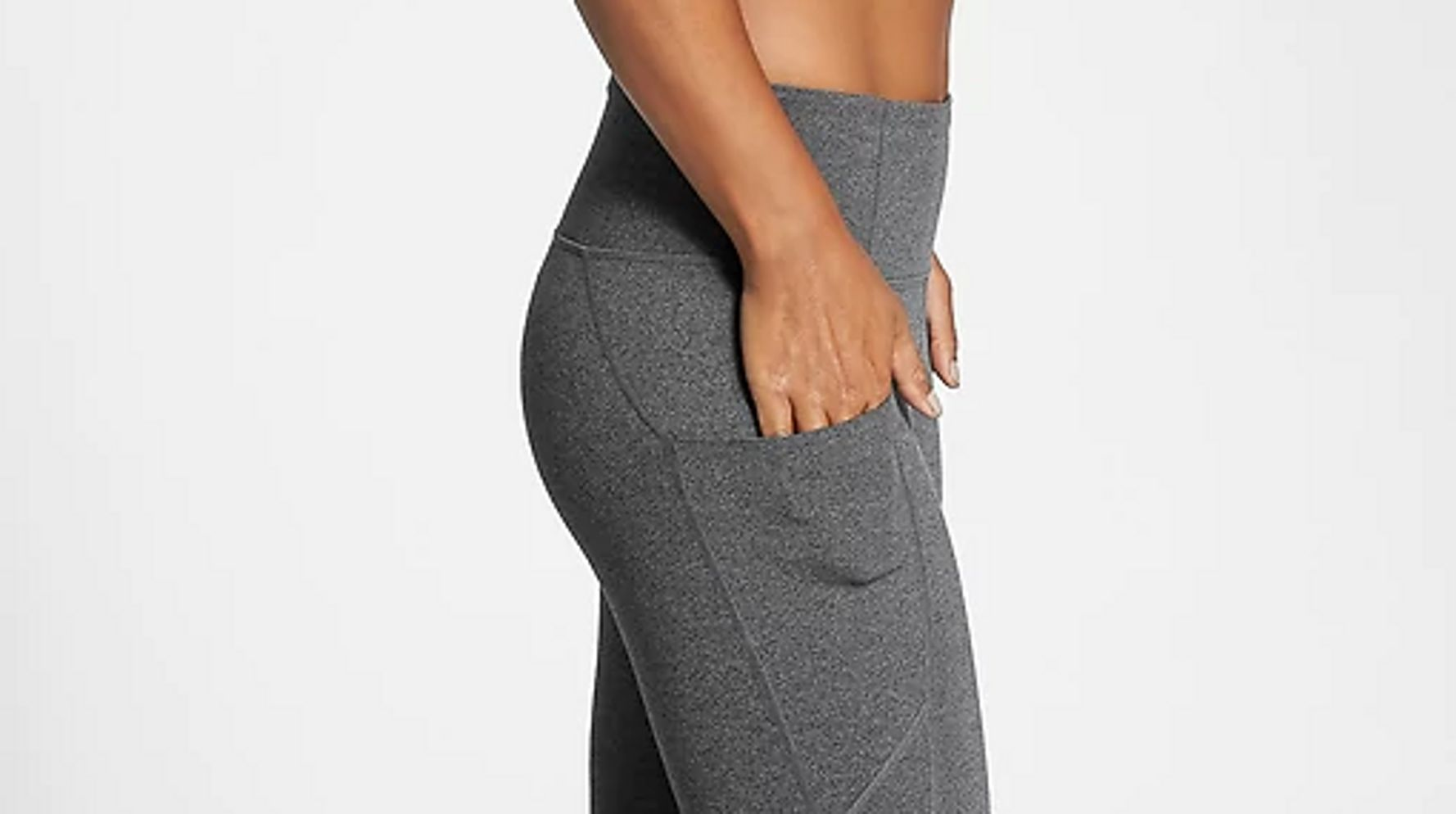 13 Yoga Pants With Pockets That Ll Make Your Workout So Much Better Huffpost Life