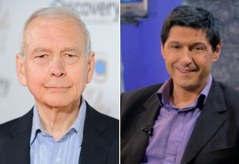 PA  Reuters                   John Humphrys and Jon Sopel