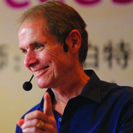 Robert Dilts: Παρουσίαση του Success Factor Modelling προς επιχειρηματίες στο Μέγαρο