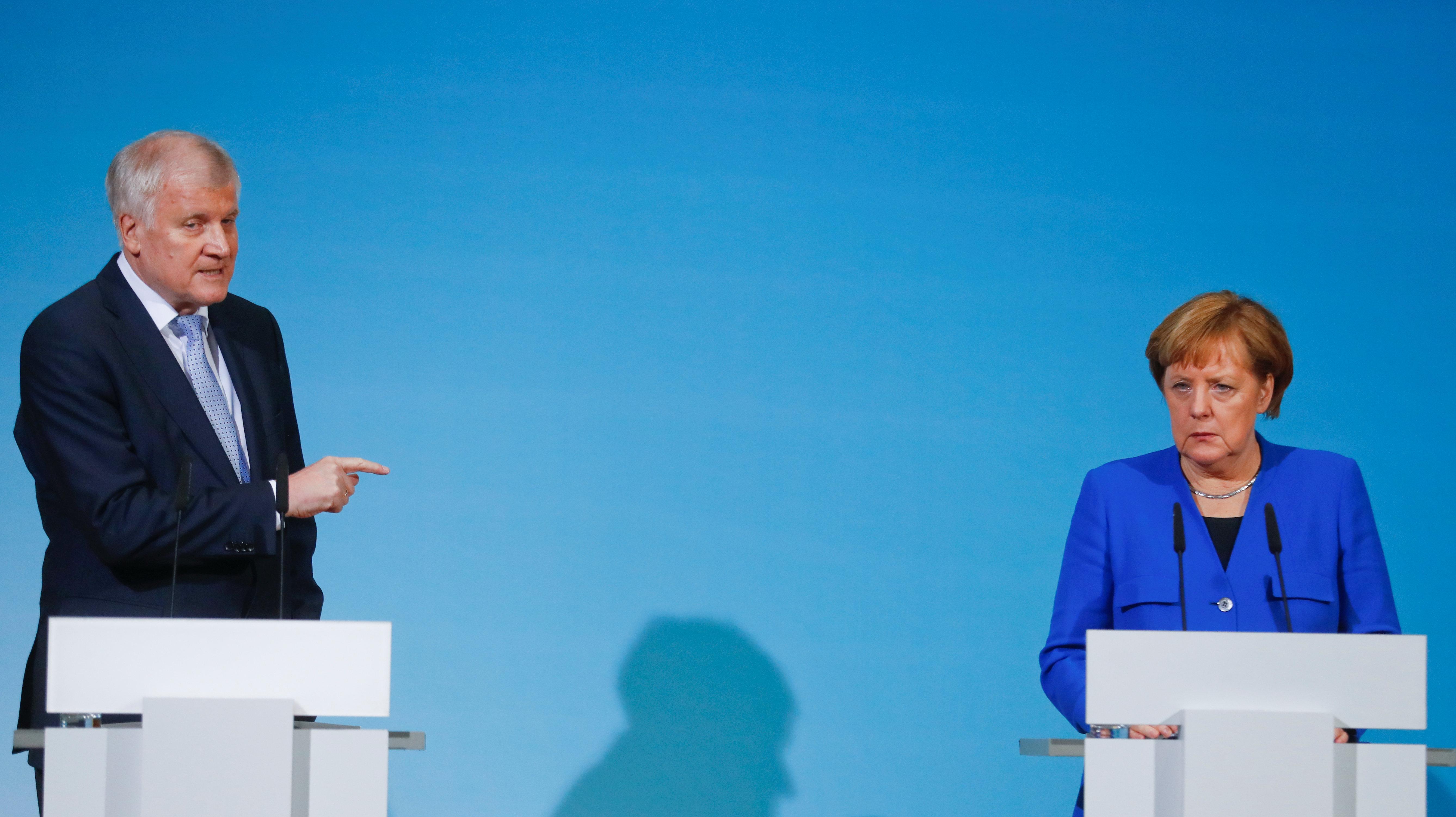 Harte Kante: Die Asylpläne der Sondierer klingen, als wäre die SPD nicht dabei gewesen