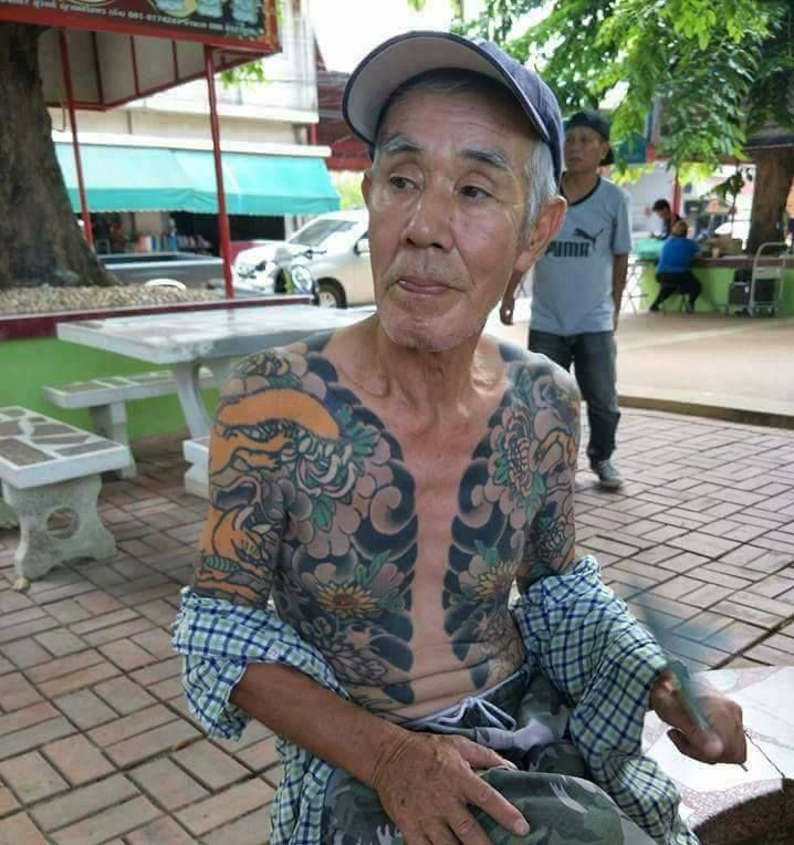 Mafia-Boss wird nach 14 Jahren gefasst - weil ein Mann dieses Foto seiner Tattoos postete