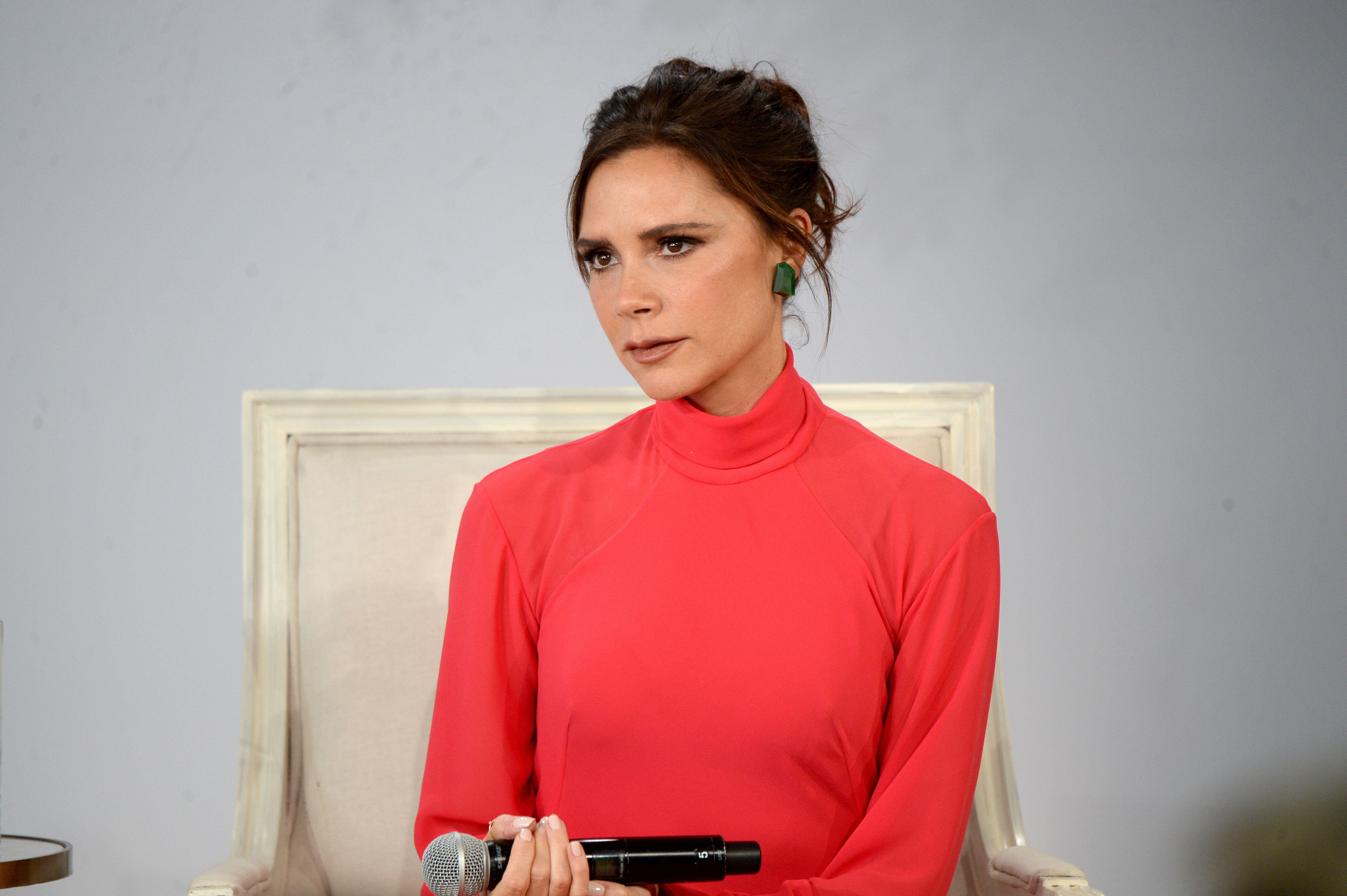 Victoria Beckham To Celebrate Her Fashion Brand's 10 Year Anniversary At London Fashion