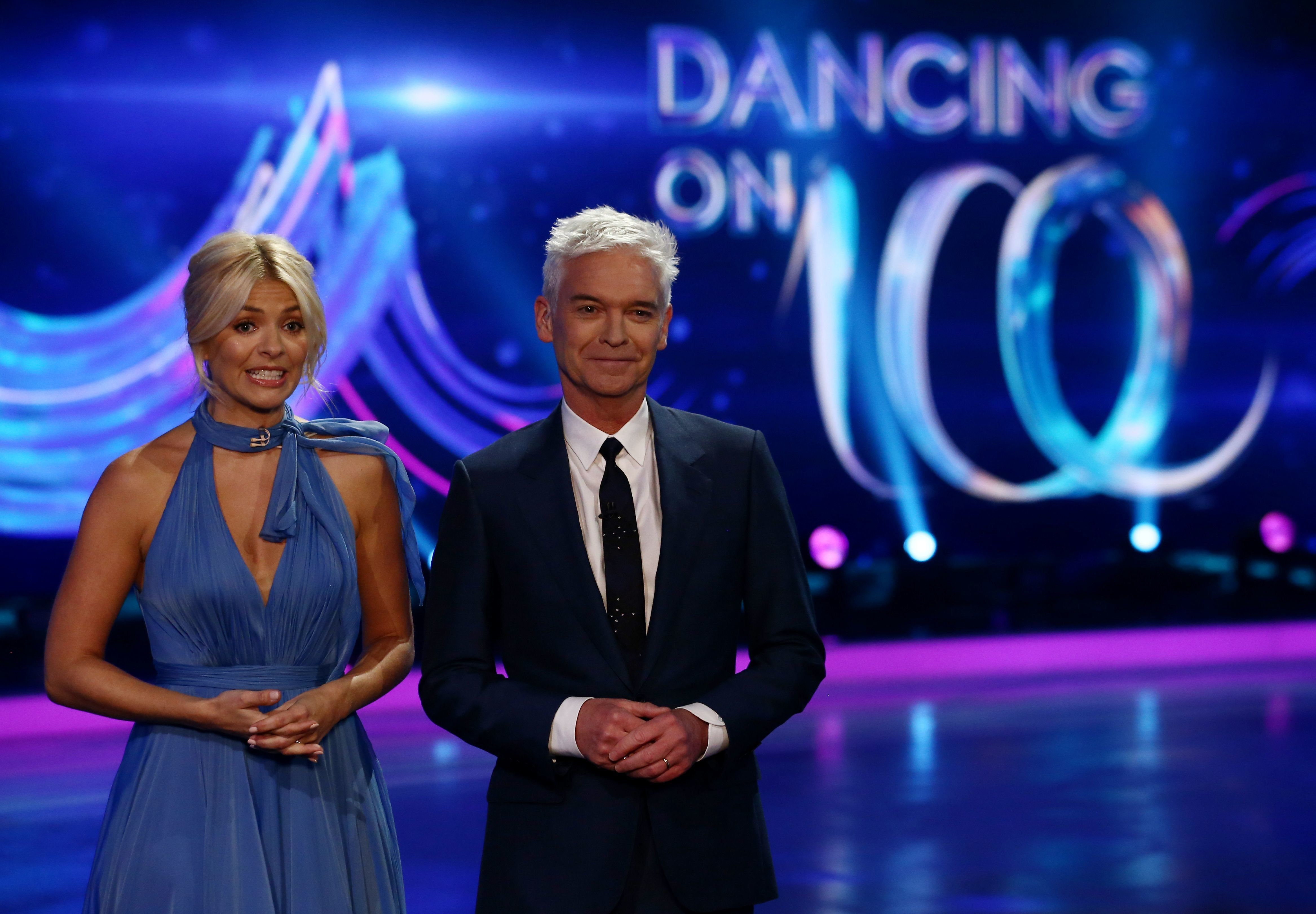 'Dancing On Ice' Confirms New Commentator After Early Exit Of Matt