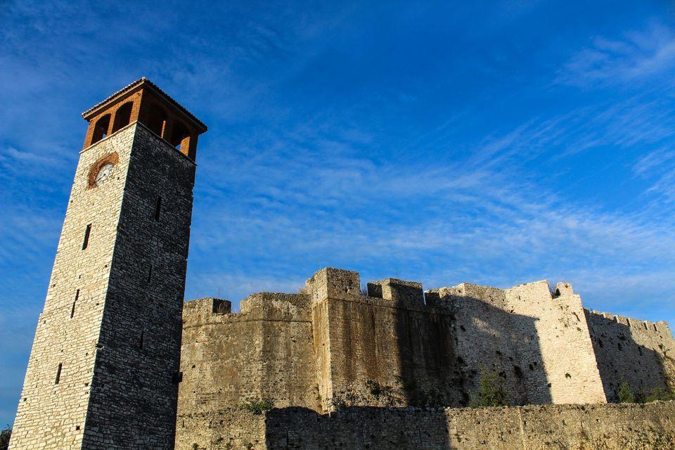 Το μεσαιωνικό Κάστρο...