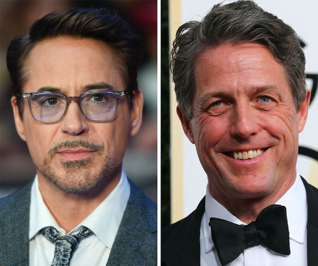 Robert Downey Jr  Responds To Claim He 'Wanted To Kill' Hugh