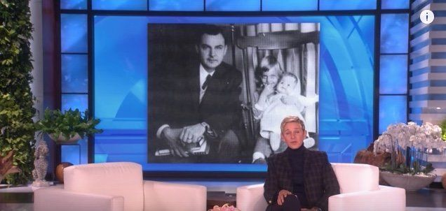 10 Minutes Before Her Father Died, Ellen DeGeneres Saw A Beautiful Sign