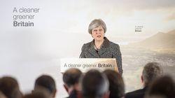 Theresa May's Voting Record Gives Her Long Term Environmental Plan No