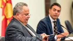 Ελλάδα και πΓΔΜ συμφώνησαν να συγκροτήσουν ομάδες εργασίας για το