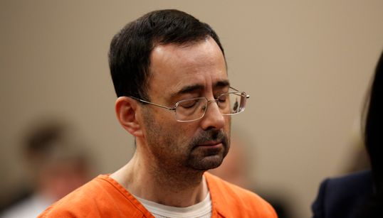 140 Women Have Accused Larry Nassar Of Abuse. His Victims Think We Don't