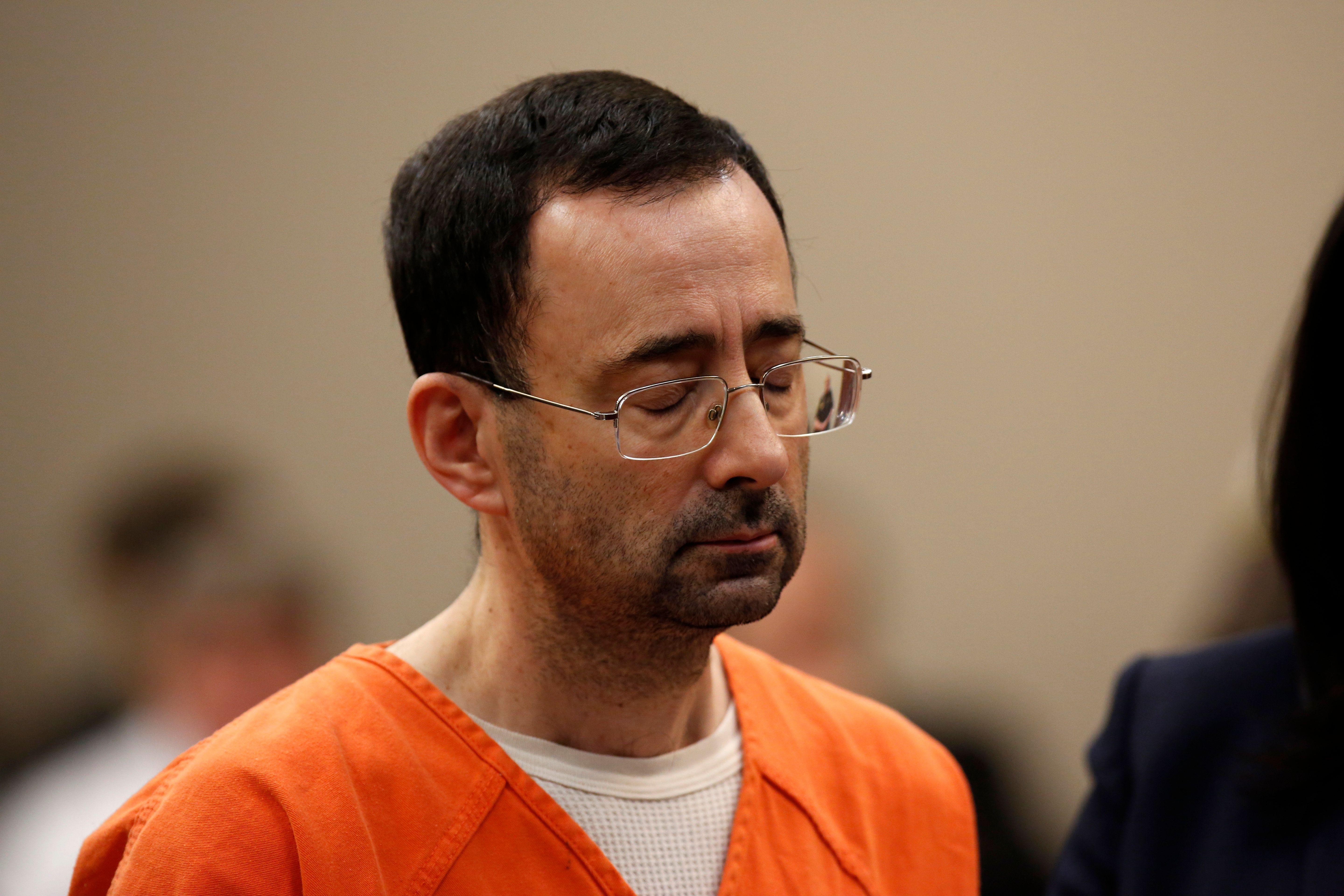 Former Usa Gymnastics Team Doctor Larry Nassar Has Pleaded Guilty To Multiple Counts Of