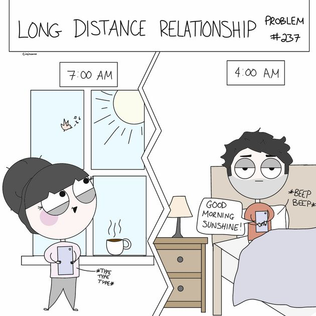 11 Comics That Capture Cute, Quirky Moments All Couples Can Relate