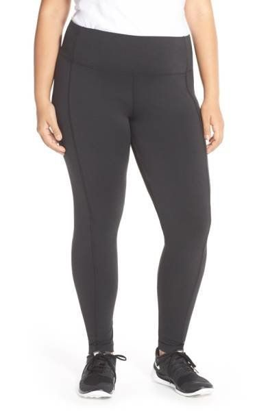"""Go the extra mile in a <a href=""""https://shop.nordstrom.com/s/marika-curves-high-rise-control-top-leggings-plus-size/4058517?o"""