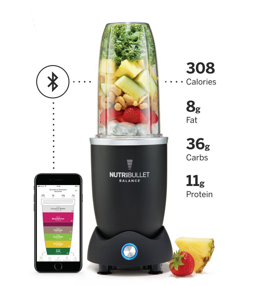 NutriBullet Smart Blender