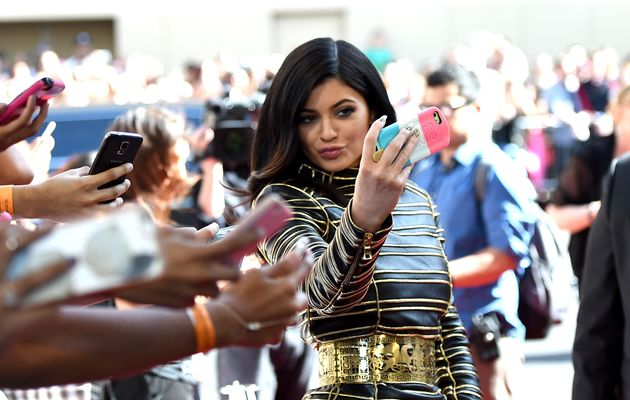 Kylie Jenner, the selfie