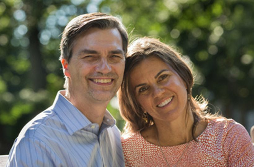 James and Suzann Pawelski