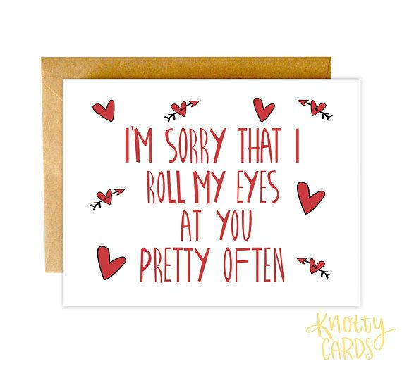 28 Funny Valentines Day Cards For Couples Who Dont Like Sappy