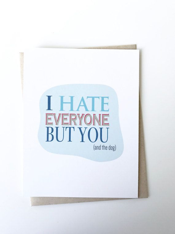 "<i>Buy it from <a href=""https://www.etsy.com/listing/182170015/valentines-day-card-greeting-card-i-hate?ref=shop_home_ac"