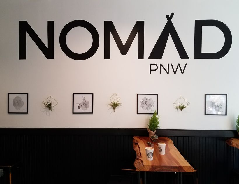 Nomad PNW, located just outside Mount Rainier National Park, brings a Pacific Northwest minimalism to the town of Wilkeson.