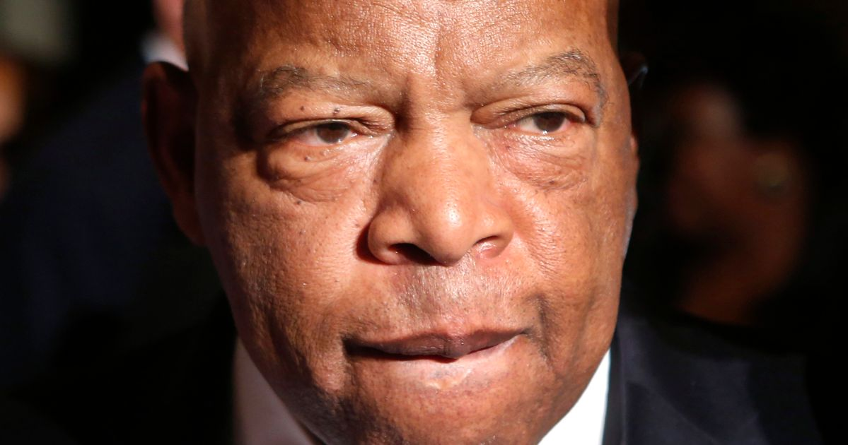 Rep. John Lewis Says Being Racist Must Be In Trump's DNA