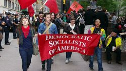 With Trump In Charge, Young Americans Are Turning To Socialism As The Only