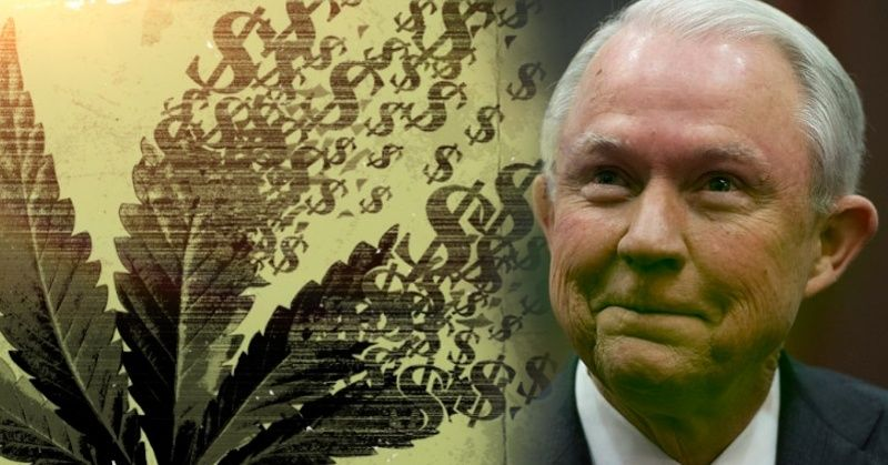 United States Attorney General Jeff Sessions' decision to derail the legalization of cannabis has been met with wide-spread c