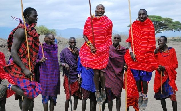 Some of the kindest people in the world that I have ever encountered have been the Masai in Kenya