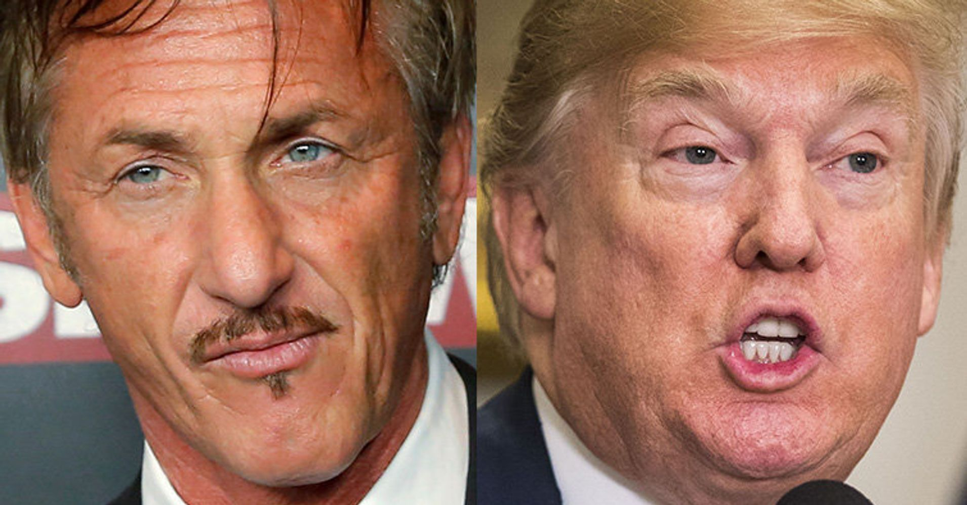 Sean Penn: Trump Is An Enemy Of Compassion And Of The State