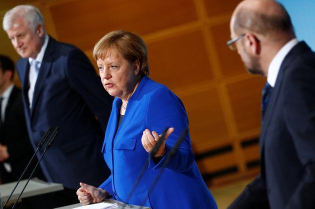 Γερμανία: Σε δημιουργία κυβέρνησης πριν το Πάσχα των Καθολικών ελπίζει η