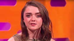 Maisie Williams Adds A Hollywood Legend To Arya Stark's 'Kill