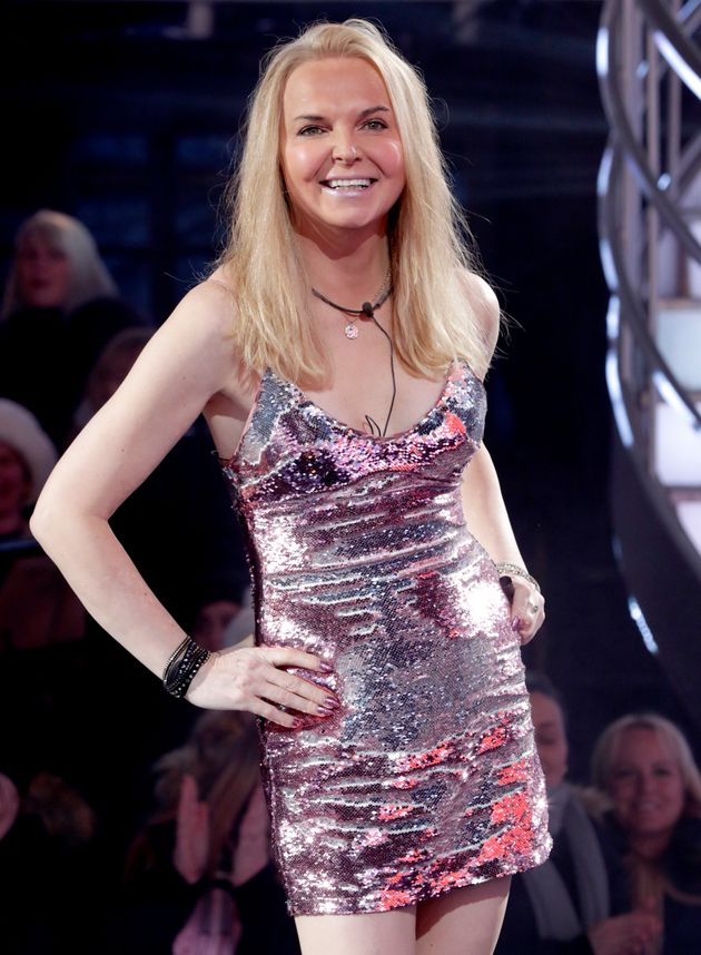 India Willoughby was first to be evicted from 'Celebrity Big