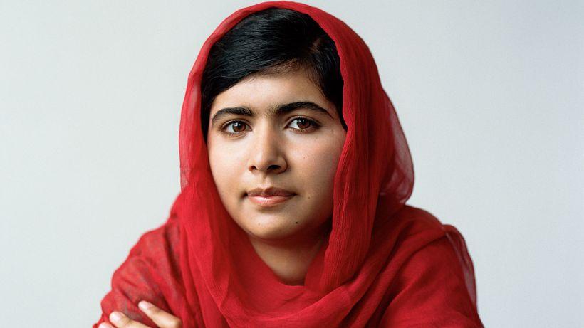 Malala Yousazai,  youngest Nobel Prize laureate, activist for female education