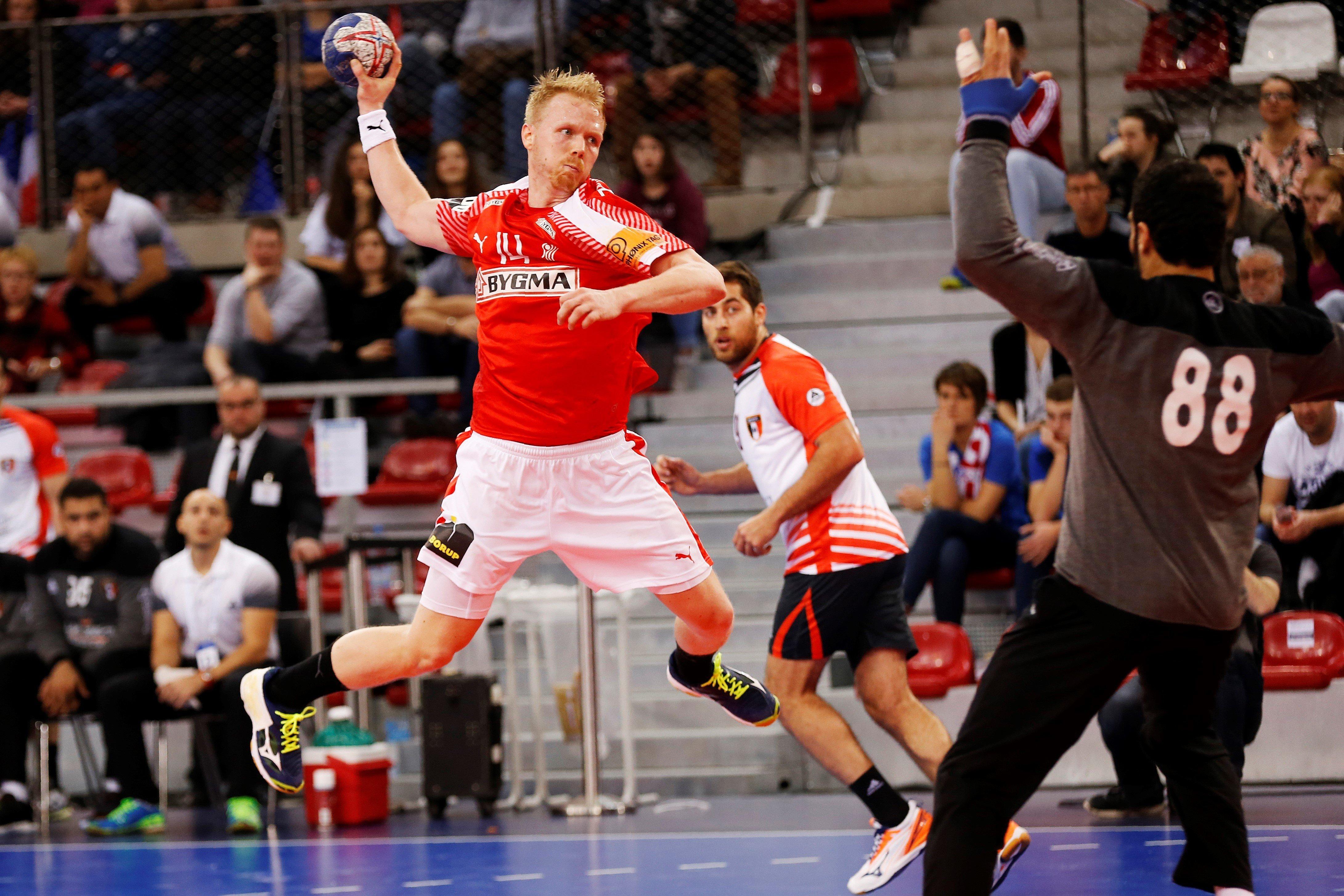 Dänemark greift in die Europameisterschaft an
