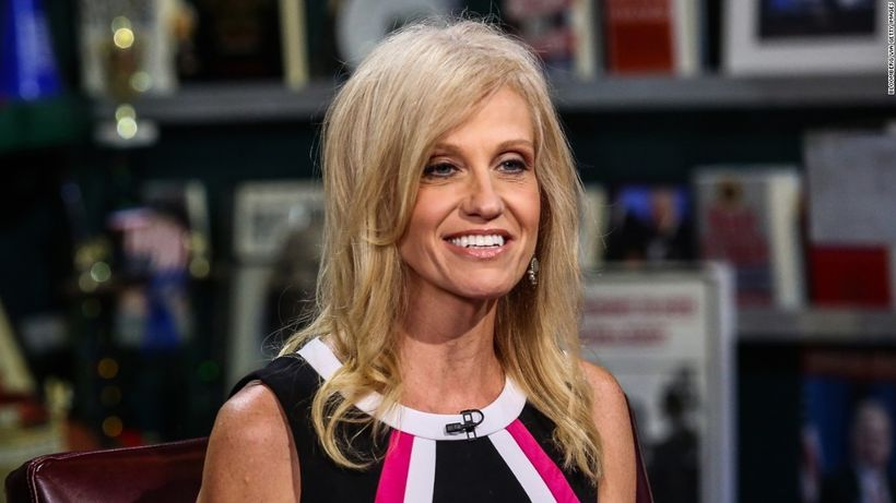 Despite saying for months she had no knowledge, Kellyanne Conway knew of Mike Flynn's secret Russia conversations.