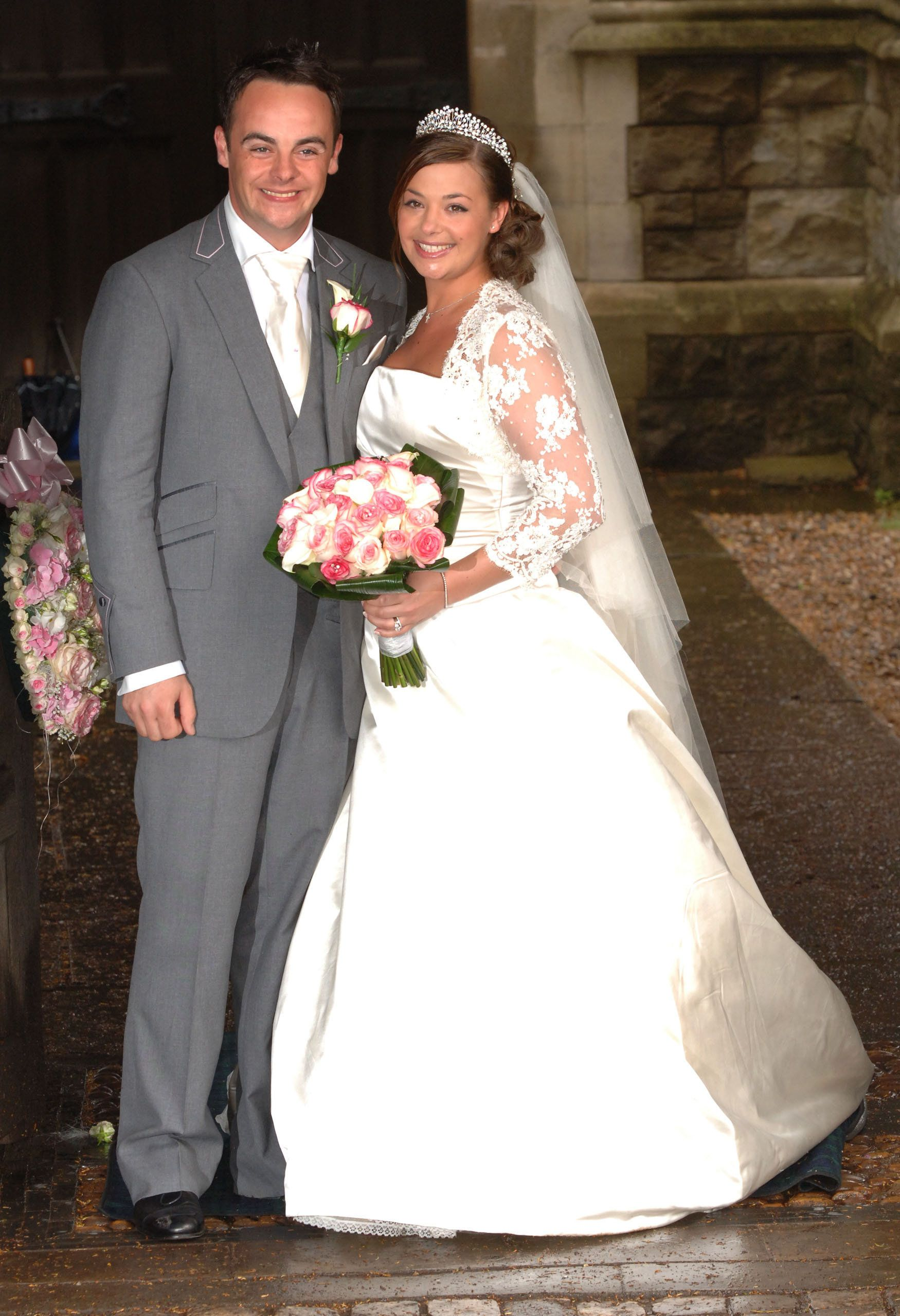 <strong>Ant and Lisa married in 2006</strong>