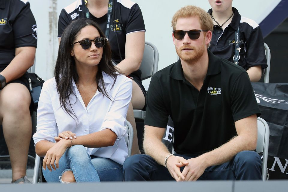 'The beginning of a new era': The first official engagement Prince Harry attended with Meghan Markle...