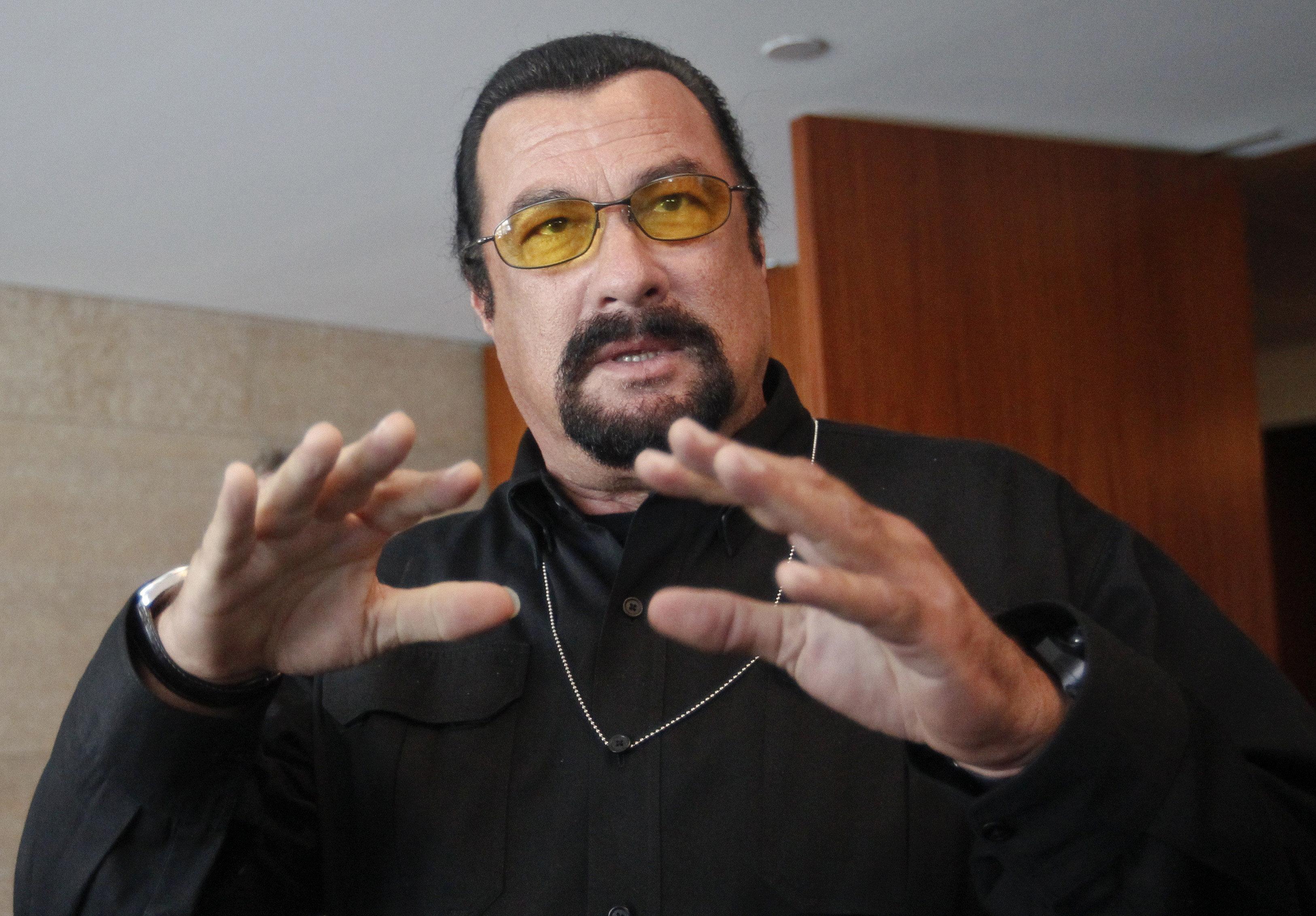 LAPD Launches Sexual Assault Investigation Against Steven