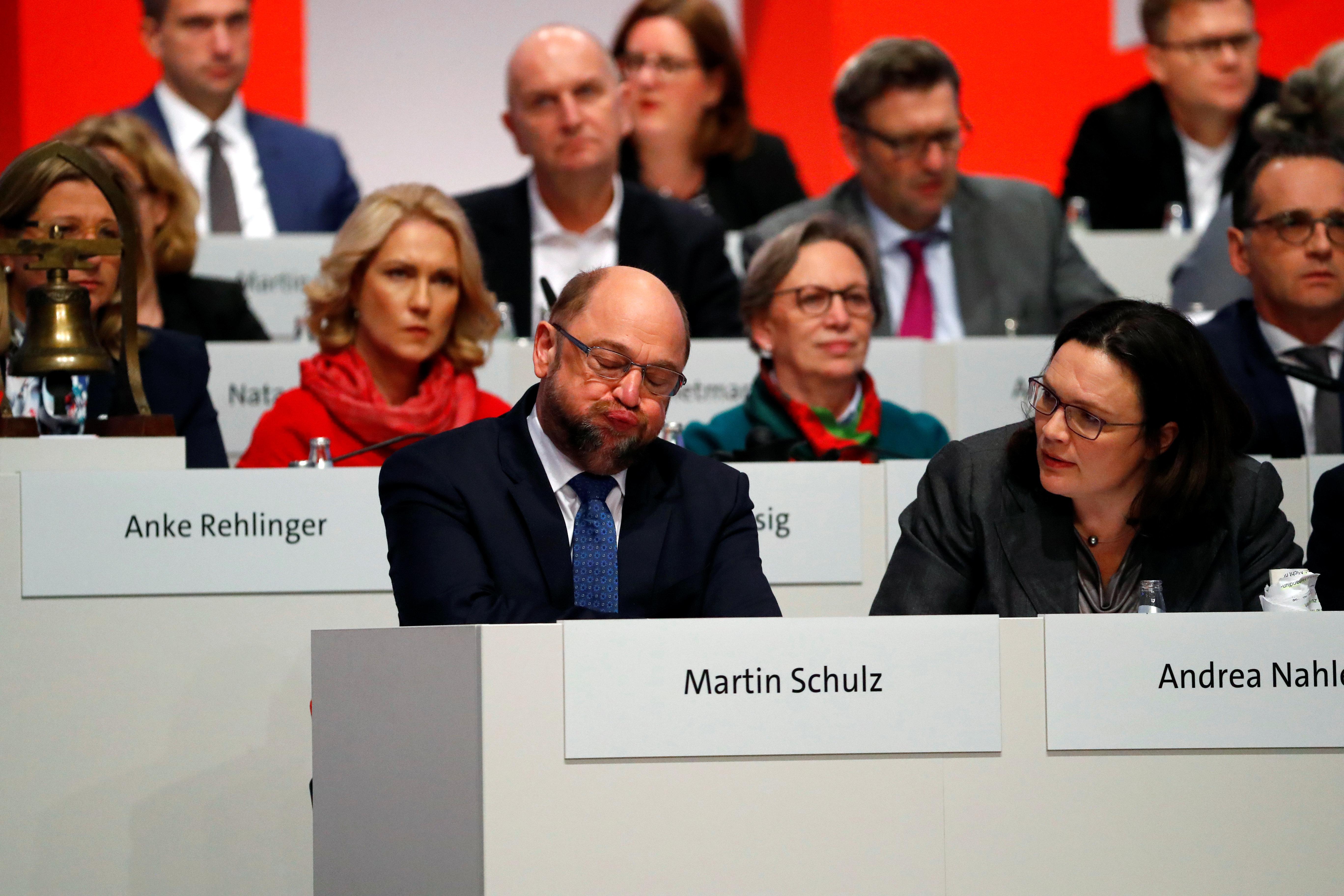 Die SPD muss sich die Frage gefallen lassen, ob sie noch eine ernstzunehmende Partei ist