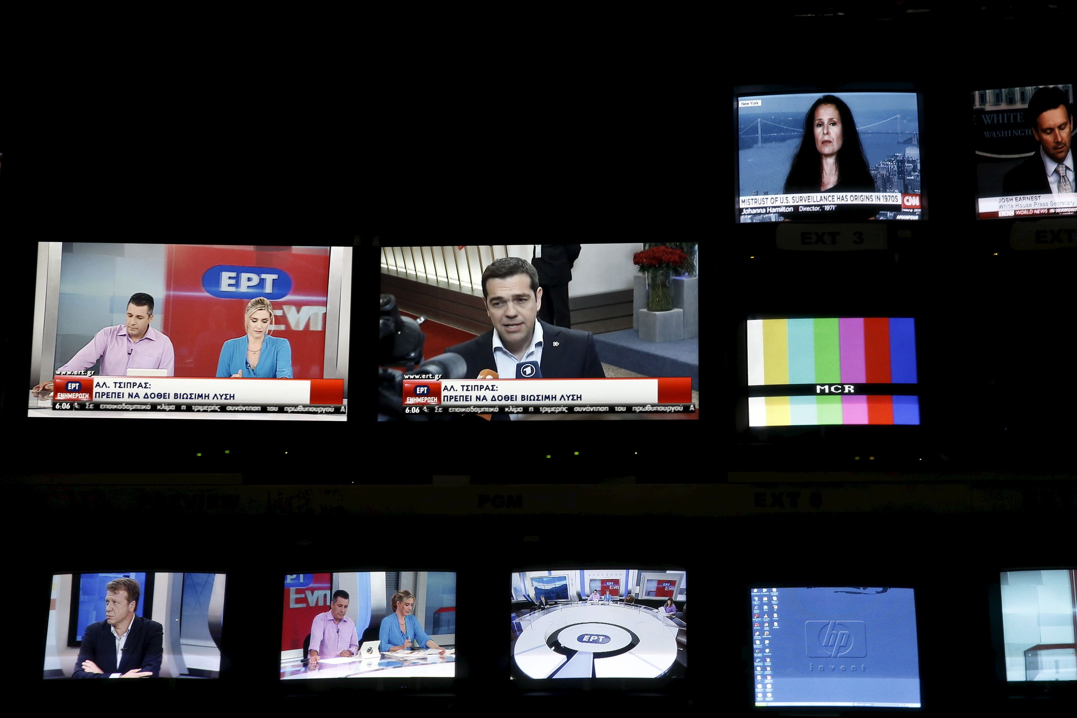 Μετατίθεται για την Τρίτη (16/1) η αποσφράγιση των φακέλων για τις τηλεοπτικές