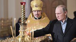 Πούτιν: Παρόμοια με τον Χριστιανισμό η κομμουνιστική