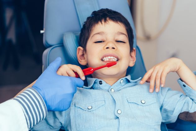 How To Inspire Kids To Look After Their Teeth (And 7 Steps To Combat Fear Of The