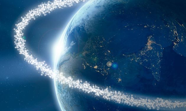 China's Plan To Deal With Space Junk Sounds Like A James Bond