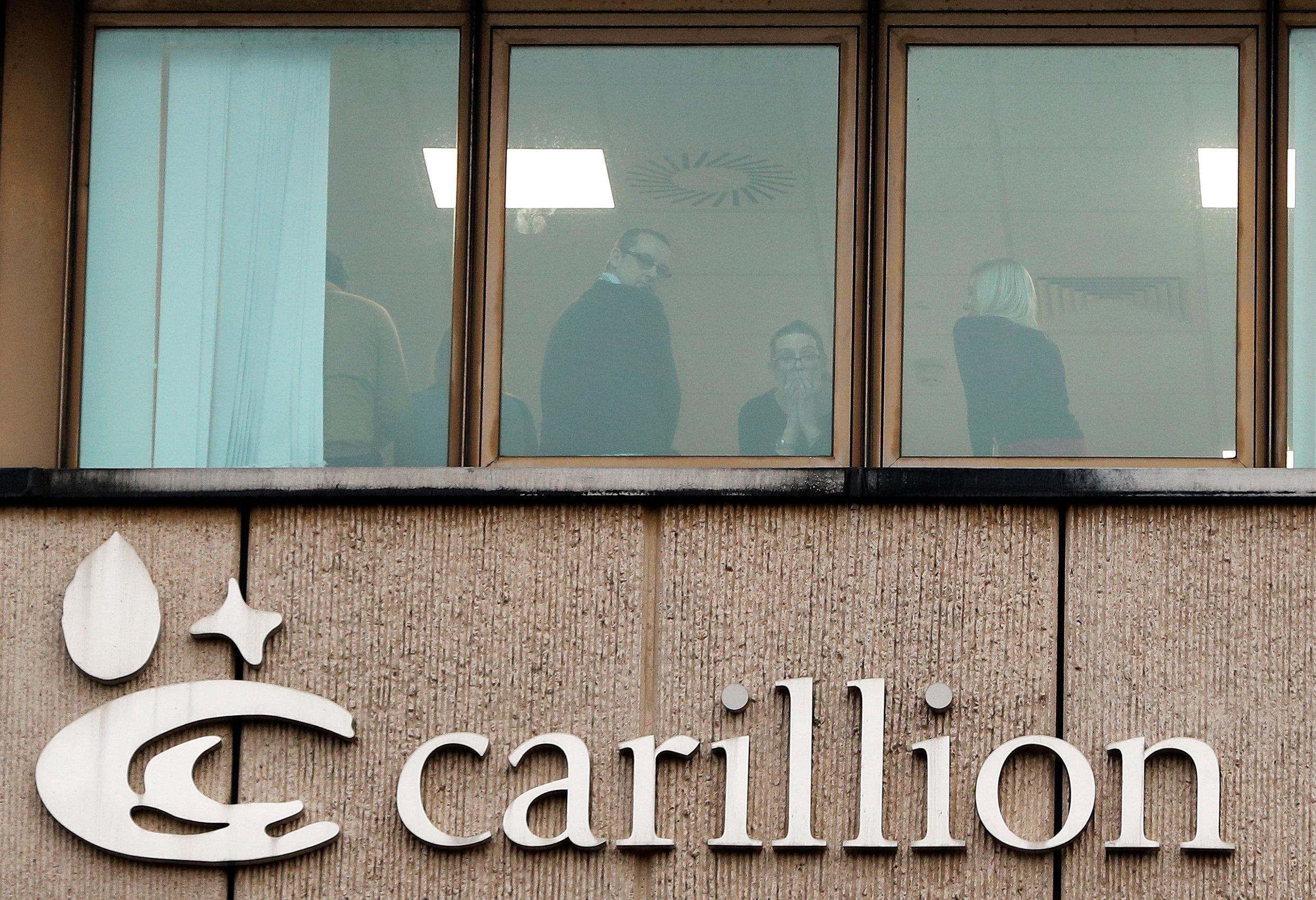 Βρετανία: Κατέρρευσε η εταιρία Carillion καθώς οι τράπεζες αρνήθηκαν να της χορηγήσουν νέα