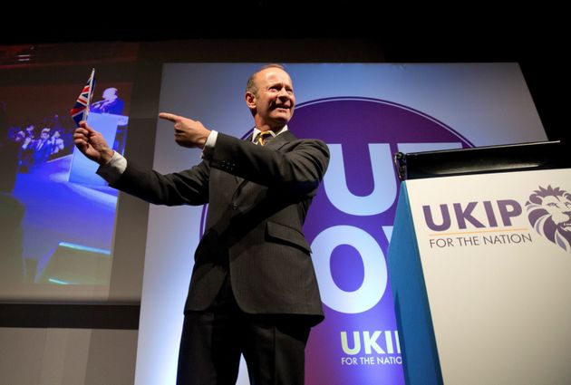 Βρετανία: Ο επικεφαλής του Ukip χωρίζει από την φίλη του μετά τα ρατσιστικά της μηνύματα για την Μέγκαν