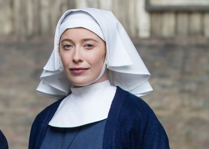 'Call The Midwife' Star Victoria Yeates Admits Discomfort Over Racist Term In New