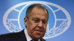 Λαβρόφ: Το θέμα για την ονομασία των Σκοπίων σχετίζεται με την επιθυμία των ΗΠΑ να τα εντάξουν στο