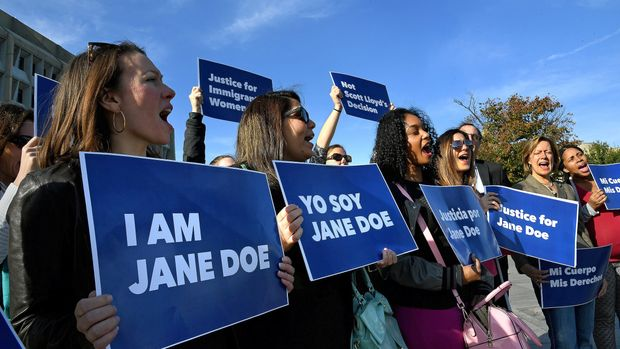 Trump Administration Releases Undocumented Teen Petitioning For Abortion, ACLU Says
