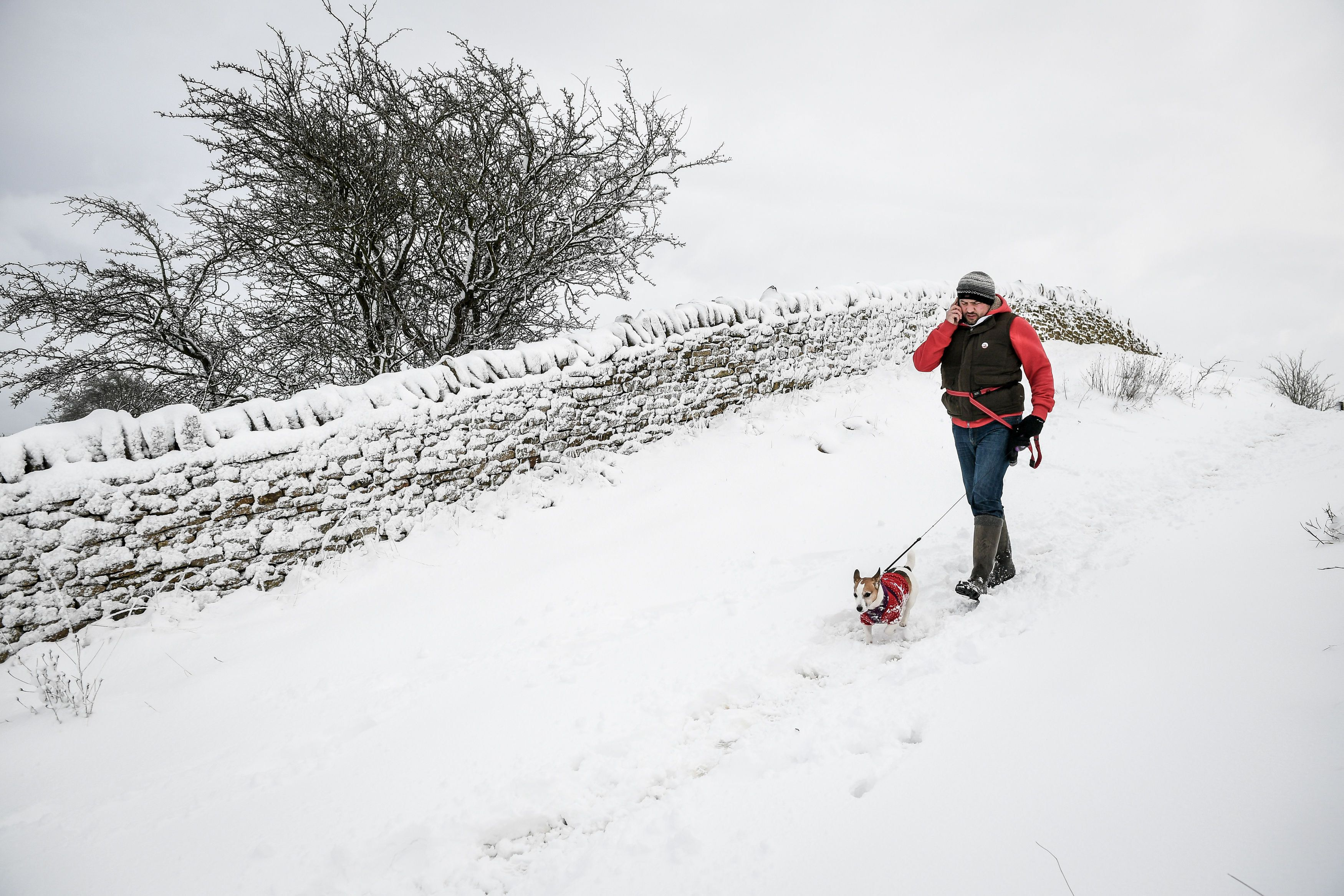 Snow forecast for United Kingdom as cold weather returns
