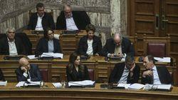 Κορυφώνεται η ένταση στη Βουλή στον απόηχο της ψήφισης του